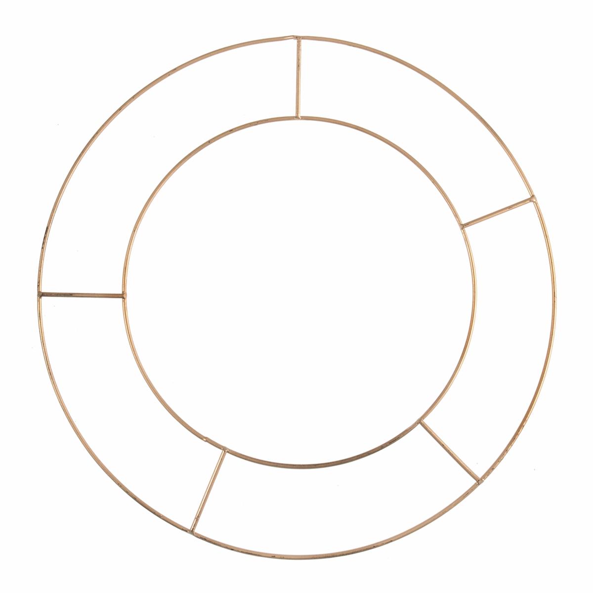 Wreath Base: Wire