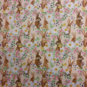 100% Cotton Spring Rabbit