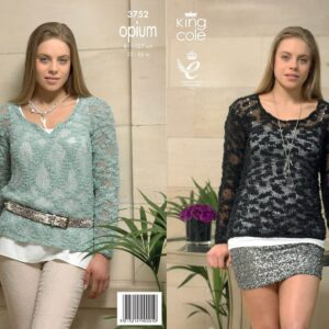 king cole opium pattern