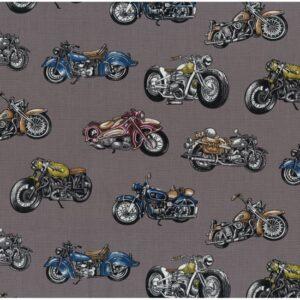 100% Cotton classic ride
