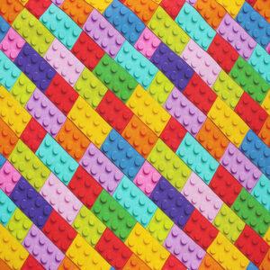 Building Blocks Cotton Jersey