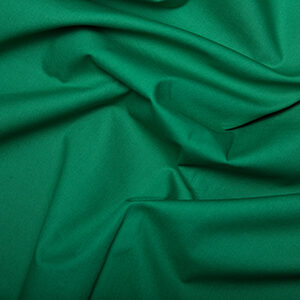 Cotton Poplin Plain Emerald