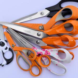 Scissors, Cutters, Knives, Mats, Blades