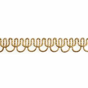 Gold Loop Braid 12mm
