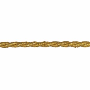 3mm depth cord. Fantastic braid that would be a great component for any upholstery or homewear project.