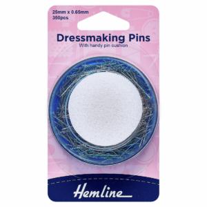 Pins with Pin Cushion
