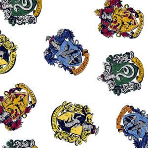 100%Cotton Harry Potter Badges