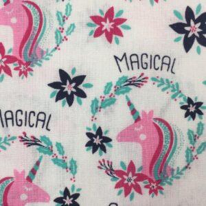 magical Christmas unicorns