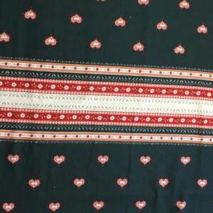 3 border table cloth fabric