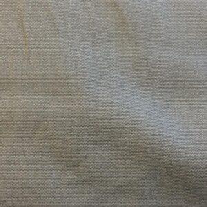 Cotton Poplin Plain Dove Grey