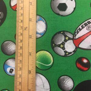 100% Cotton Sports Balls