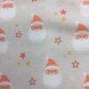 Christmas hat Santa fabric.