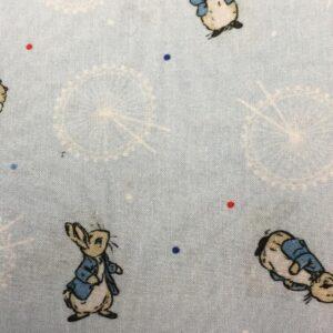 Peter Rabbit 100% Cotton