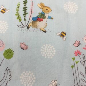 Peter Rabbit and Bees