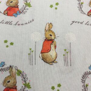 Flopsy Bunny 100% Cotton