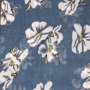Floral Chiffon 100% Polyester