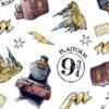 100%Cotton Harry Platform 93/4