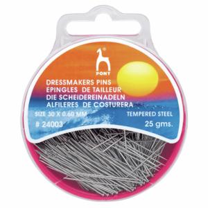 Dress maker pins