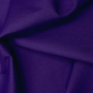 Cotton Poplin Plain Purple