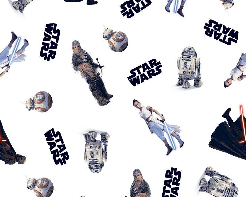 100%Cotton Star Wars Team