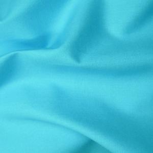 Cotton Poplin Plain Turquoise
