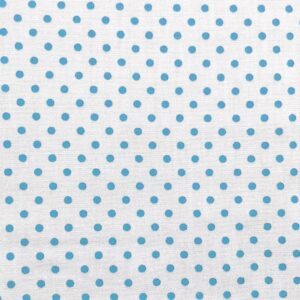 100%Cotton 7mm Polka Dots