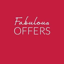 Fabulous offers
