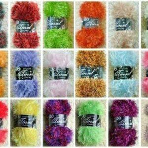 Tinsel Chunky Knitting Yarn