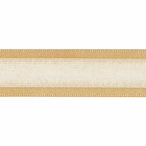 Sheer Elegance:15mm: Honey Gold