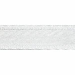 Sheer Elegance:15mm: White